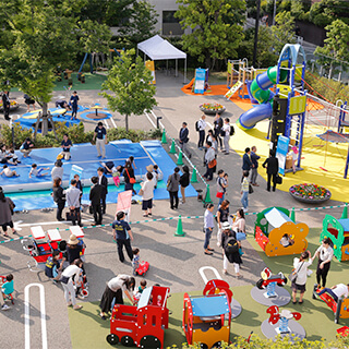 「子どもの未来とあそびの未来展」を代官山で開催