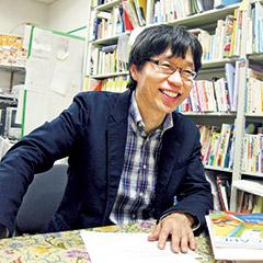 笠間浩幸 さん