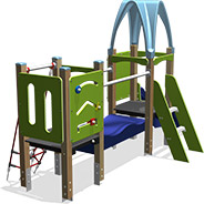 Basic Play Kids 2 towers
