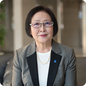 株式会社ボーネルンド 代表取締役社長 中西弘子