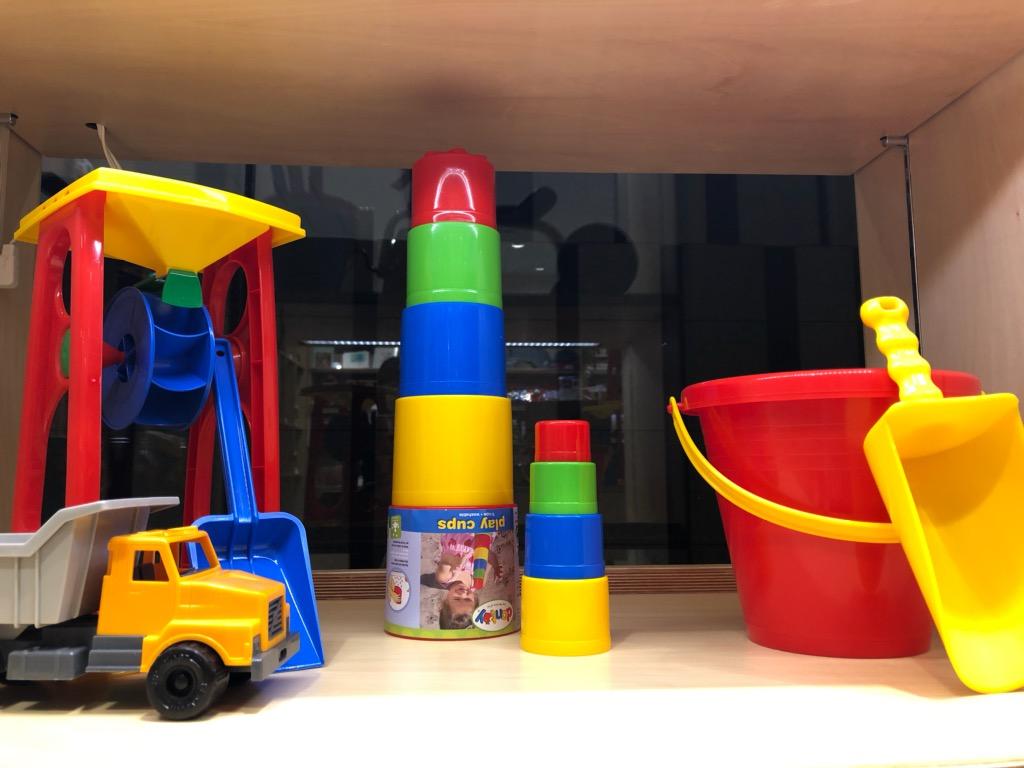 ダントーイ社のあそび遊具でお外遊びを楽しもう!