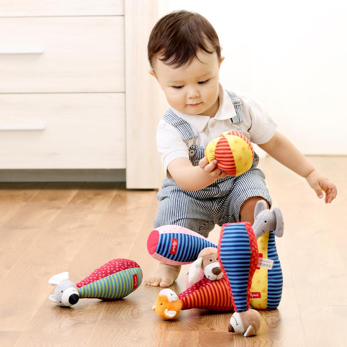 シギキットの0~6ヶ月のあそび道具で遊ぼう!【0~6ヶ月】