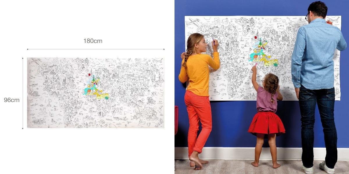 ◆新商品◆OMY社の塗って楽しむグラフィックアート!