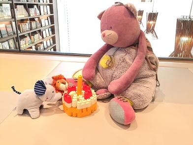 イベント「お誕生日をお祝いしよう」を開催しました。