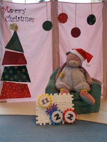 【あそびば】フォトスポット~クリスマスver.~展開中