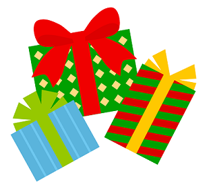 クリスマスプレゼントの準備はいかがでしょうか☆