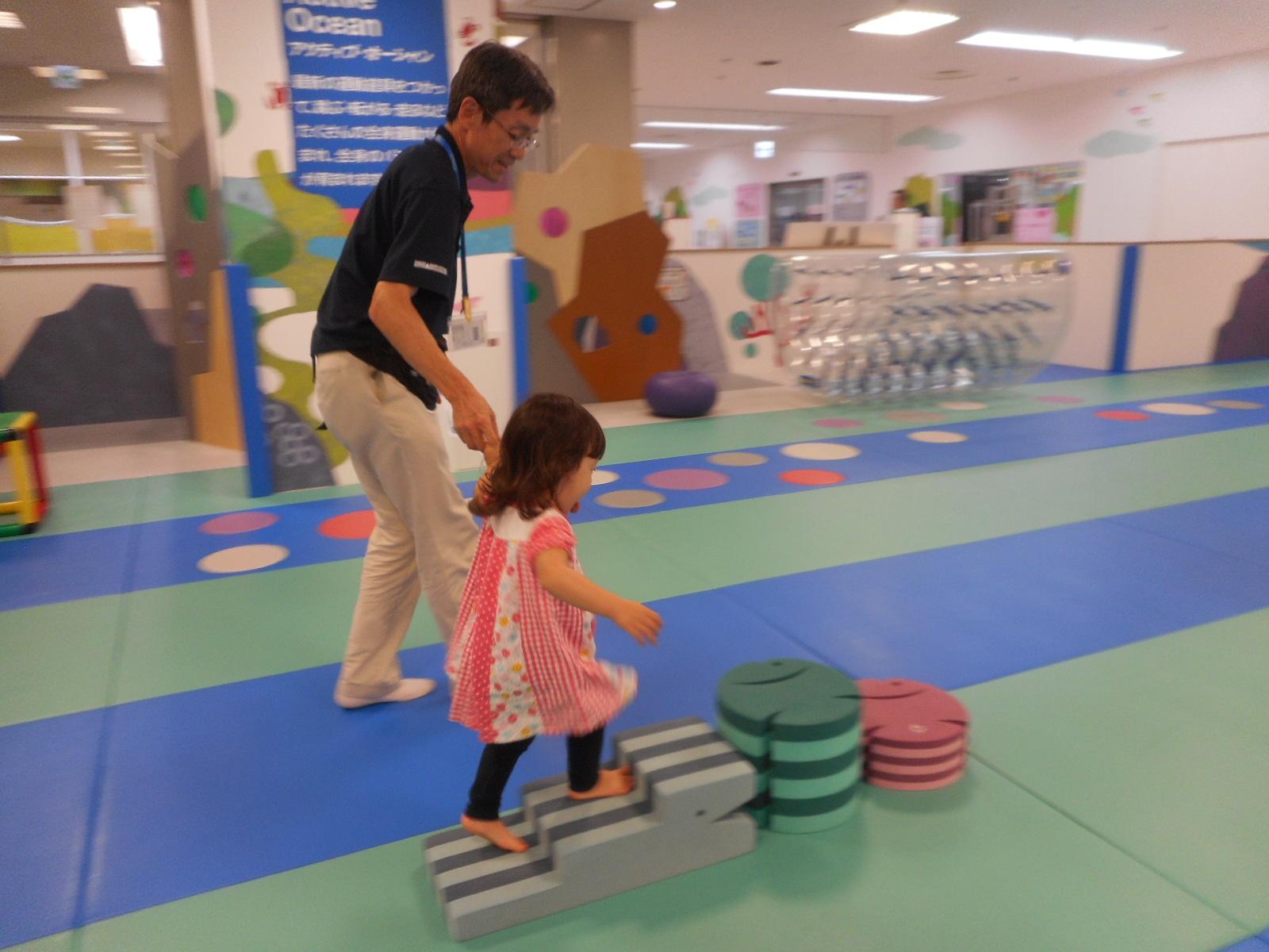 【毎週土曜日】パパと遊ぼう!お楽しみイベント!