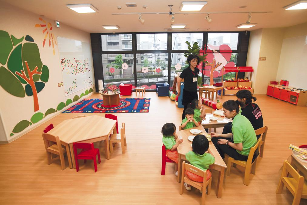幼児教室芦屋キンダーガルテンSTEPS