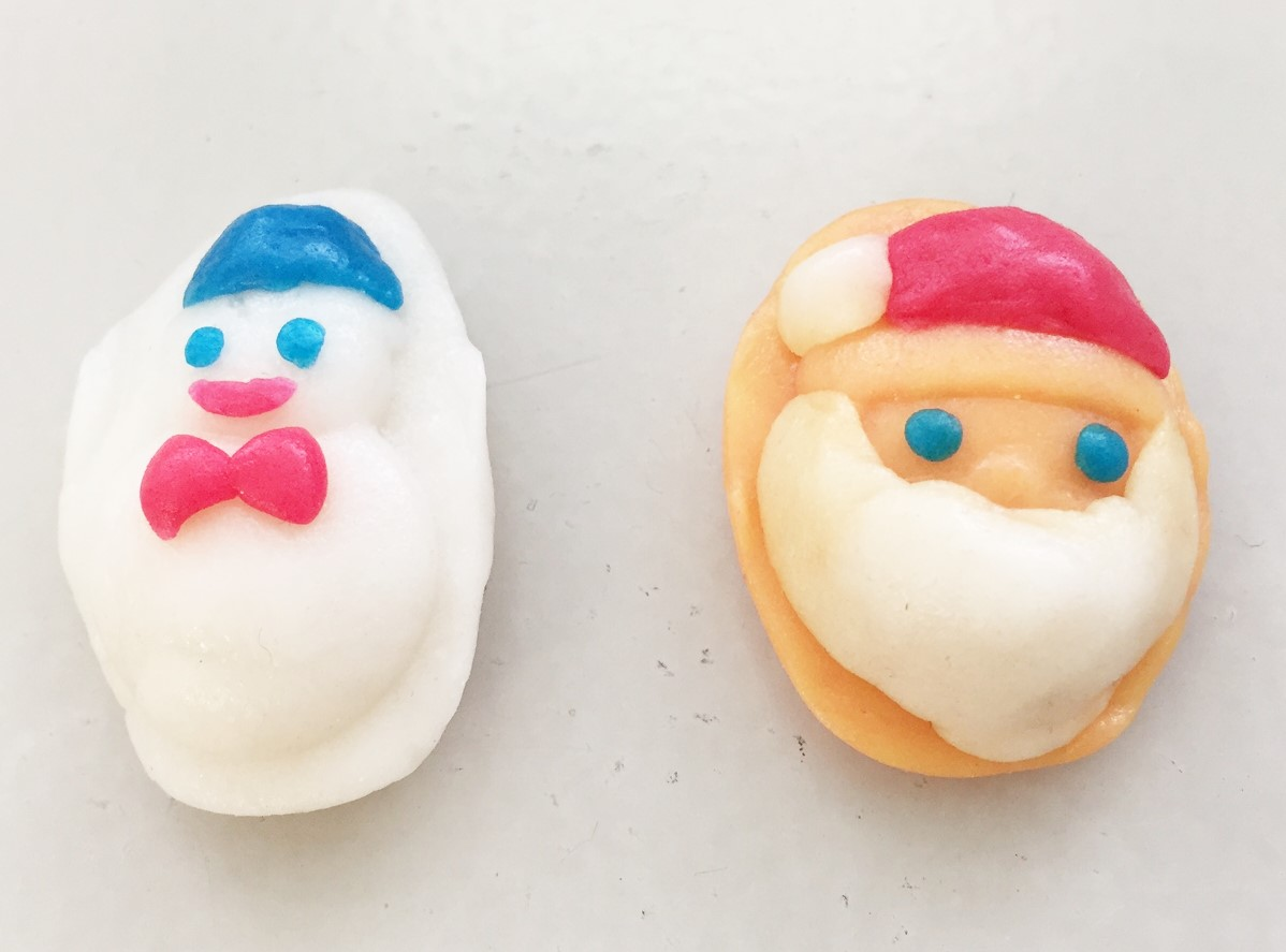 11/12(土)のボーネルンドショップは、「かんてんネンド」でクリスマスモチーフづくり。