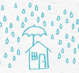 雨の日に子どもとどう過ごす?~エネルギーを発散するおうち遊びのご提案