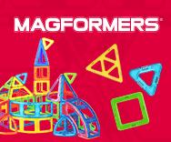 リモート乗り物セットも登場!数学センスを育む図形あそび「マグ・フォーマー」体験会のお知らせ