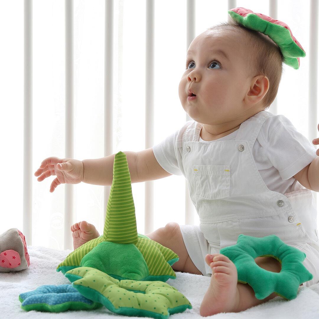 2/1(木)~28(水)春生まれの赤ちゃんへ揃えたいあそび道具のご提案