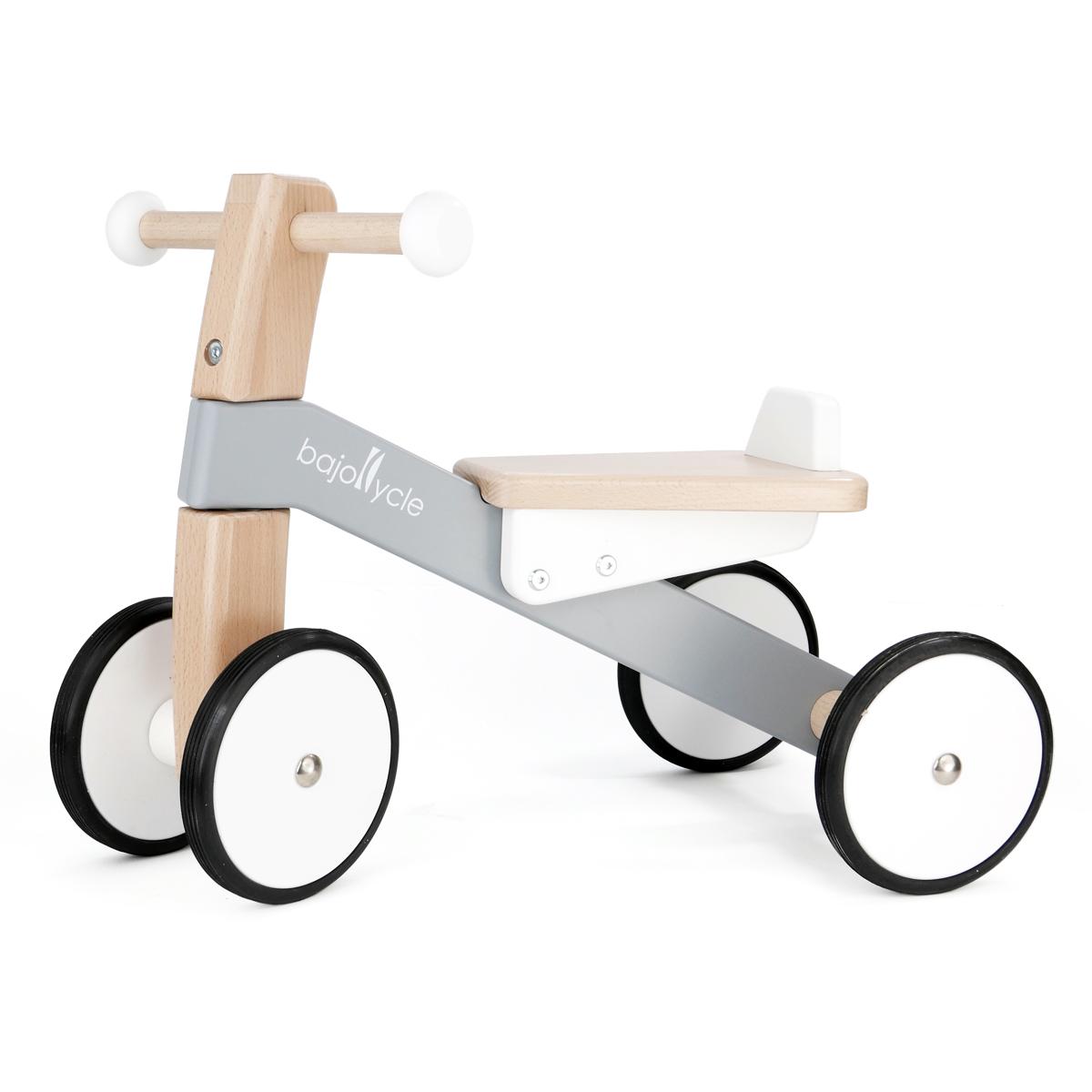 バヨ社「木の四輪バイク」オンラインショップ、全国ショップで発売スタート