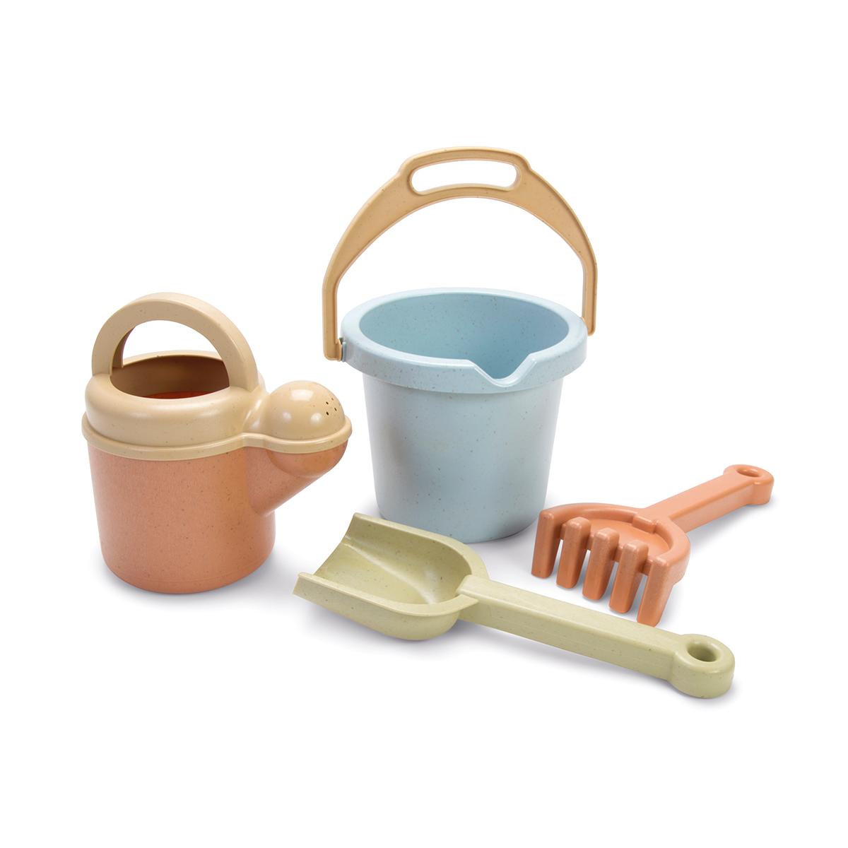 春の新商品 自然にやさしい「I'm green 砂あそびの道具」