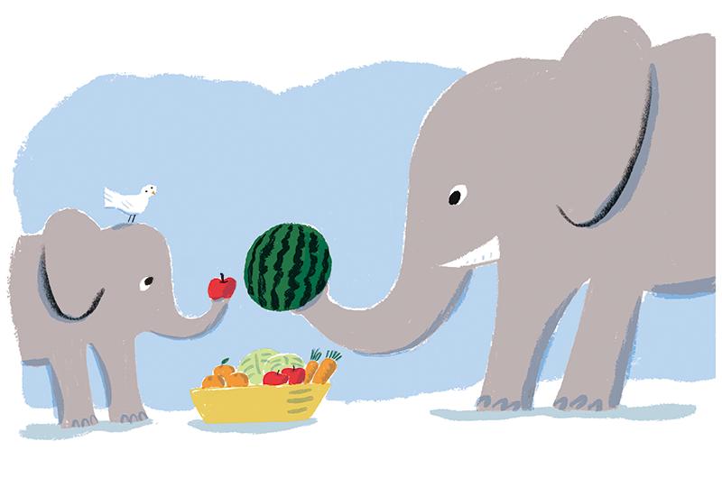 食はどんな栄養を摂ったかより楽しい時間の共有こそ大切
