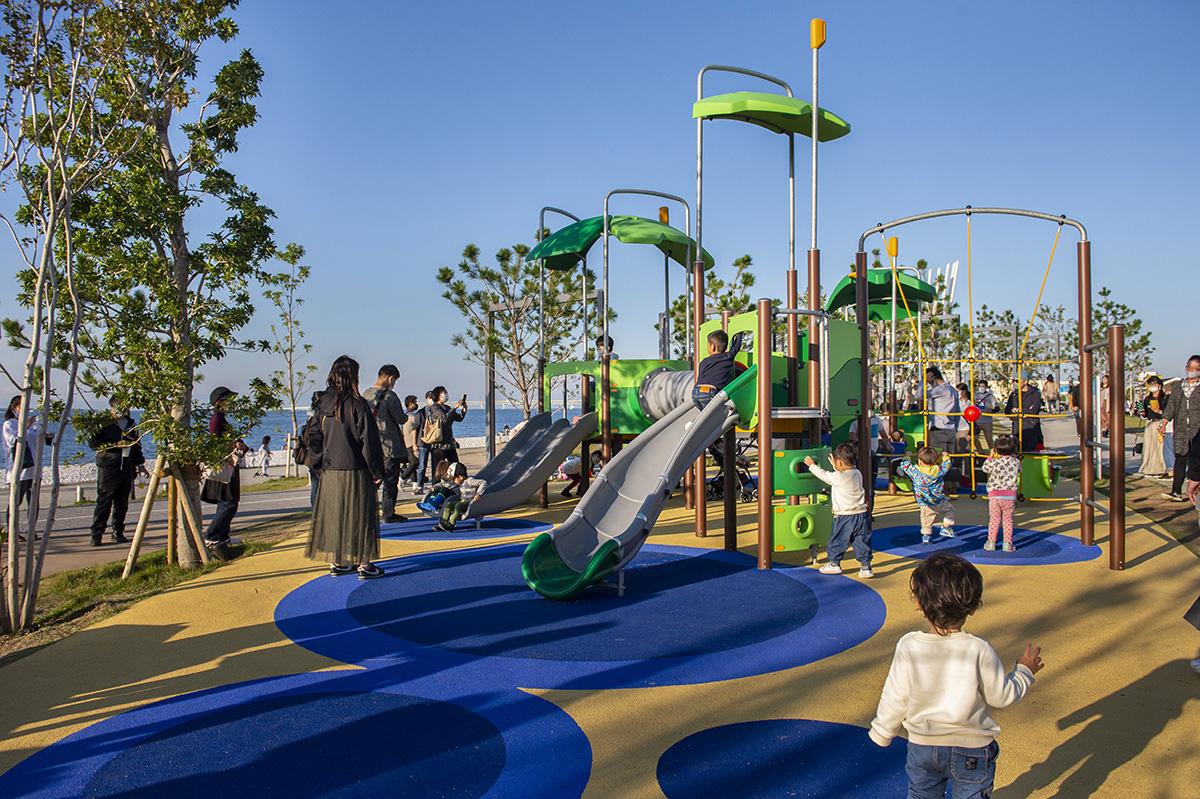 泉南りんくう公園-SENNAN LONG PARK-
