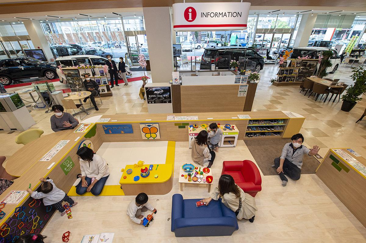 トヨタモビリティ東京 T-プラザ金町店