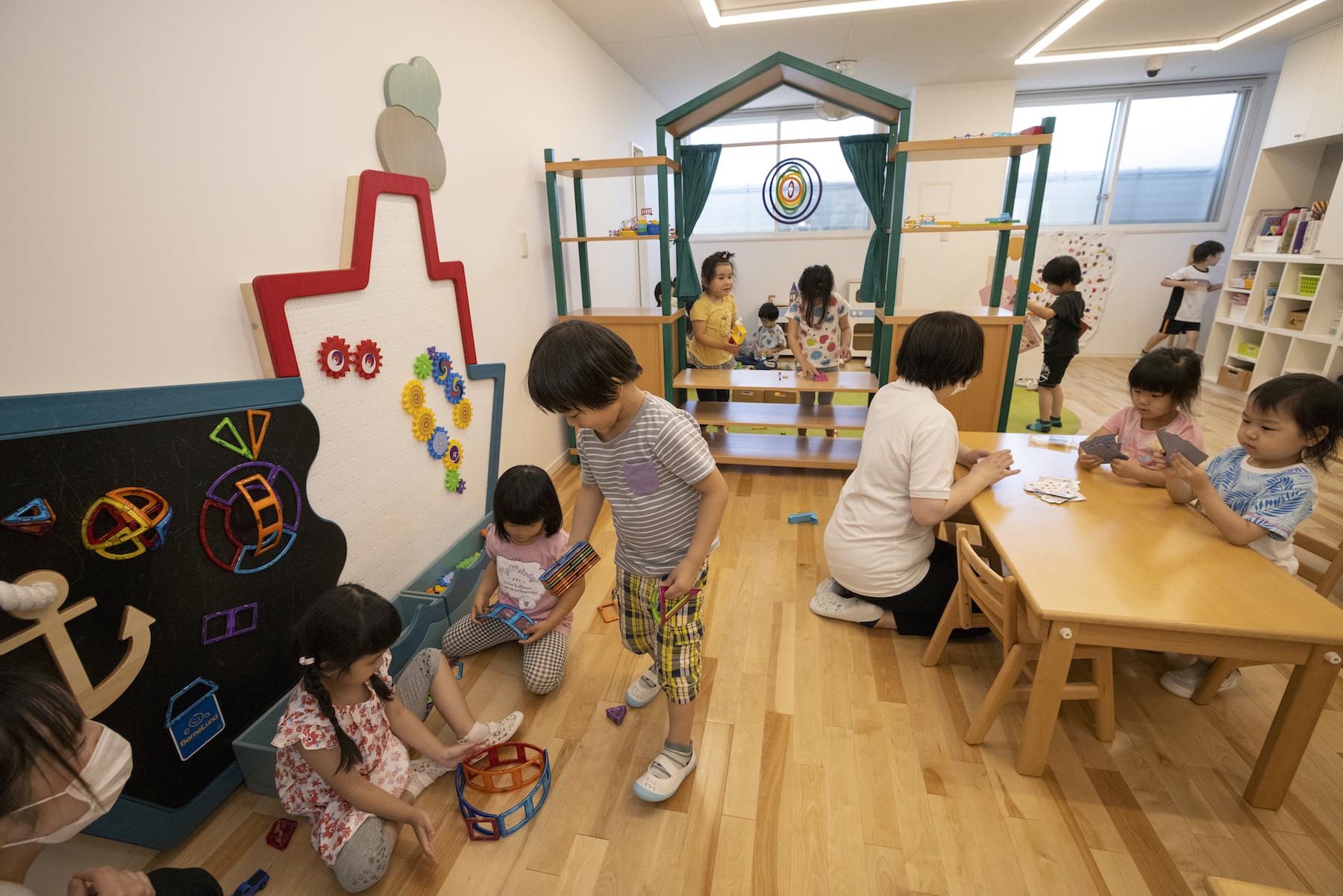 社会福祉法人 興善会 くりはら愛育保育園