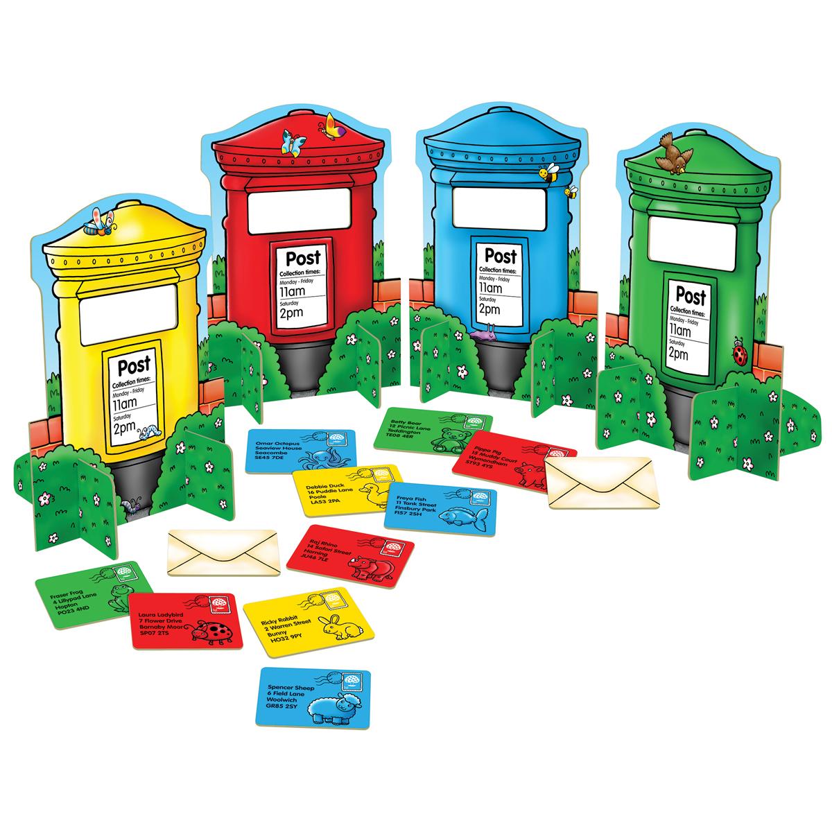 Post Box Packshot