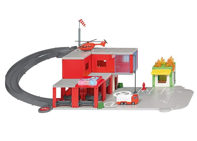 ジク消防署画像