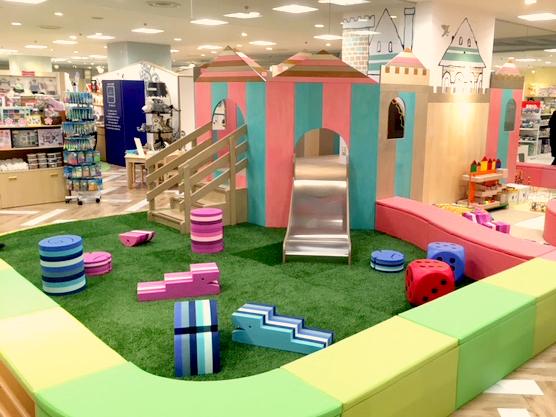 あそびのスペースも誕生!さっぽろ東急百貨店リニューアルオープン