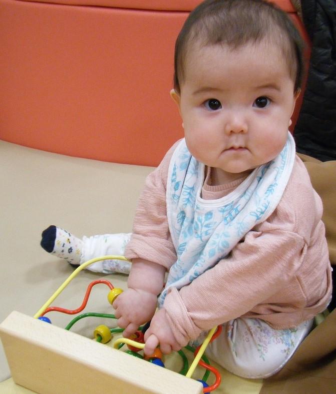 4/10の赤ちゃん広場