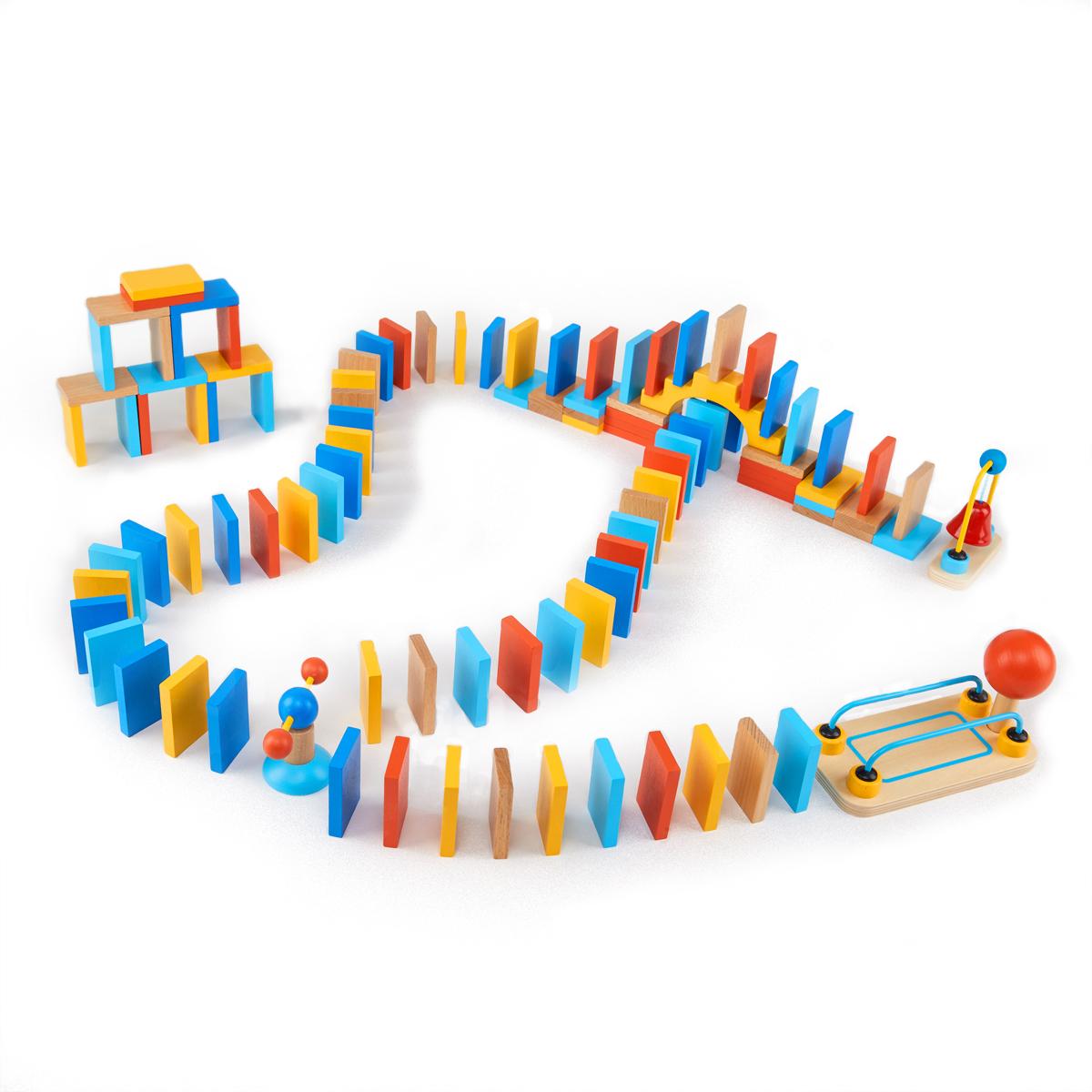 【イベント開催のお知らせ】3歳におすすめ!話題の「ドミノ」新商品が登場