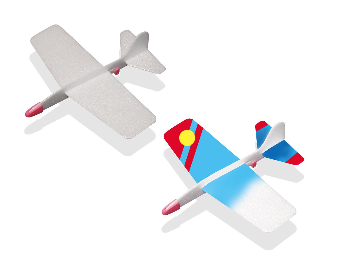 PG オリジナルの飛行機
