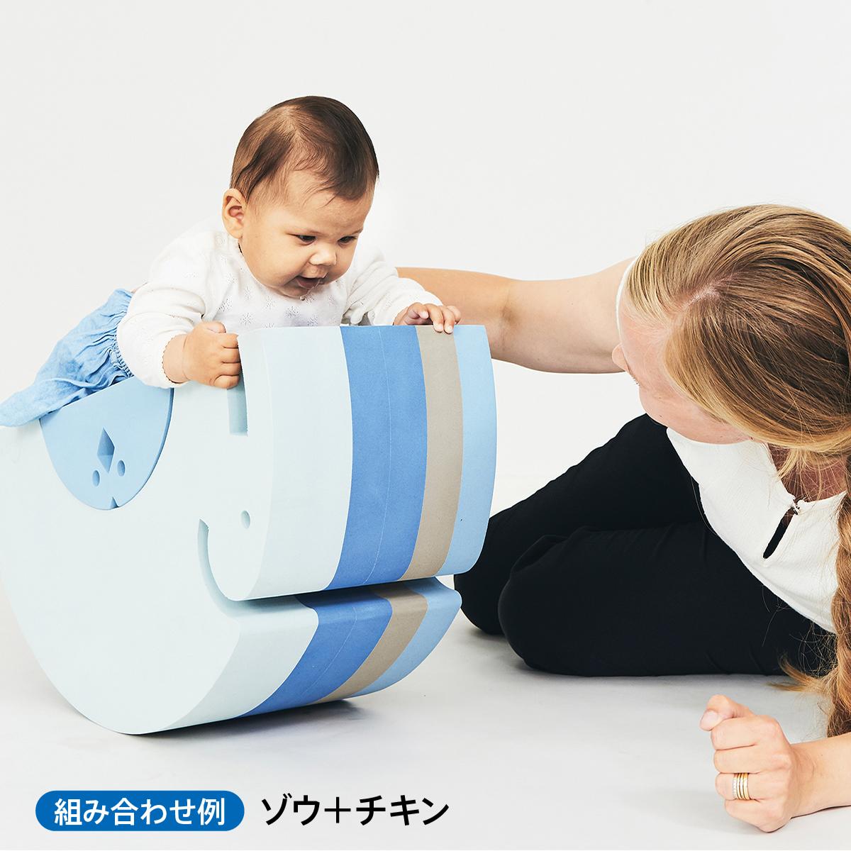 子どもの成長・発達段階とあそび 9ヶ月~12ヶ月