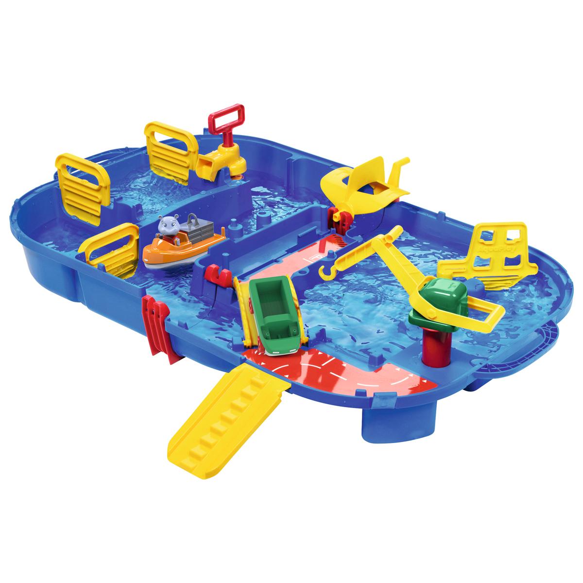 水遊びを楽しもう「アクアプレイシリーズ」