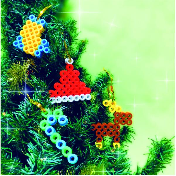 【親子でクリスマスの準備!】