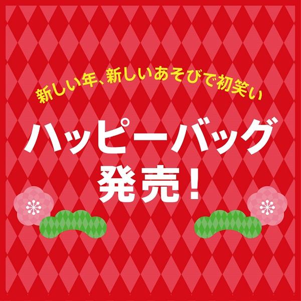 【ご案内】ボーネルンドハッピーバッグ2020