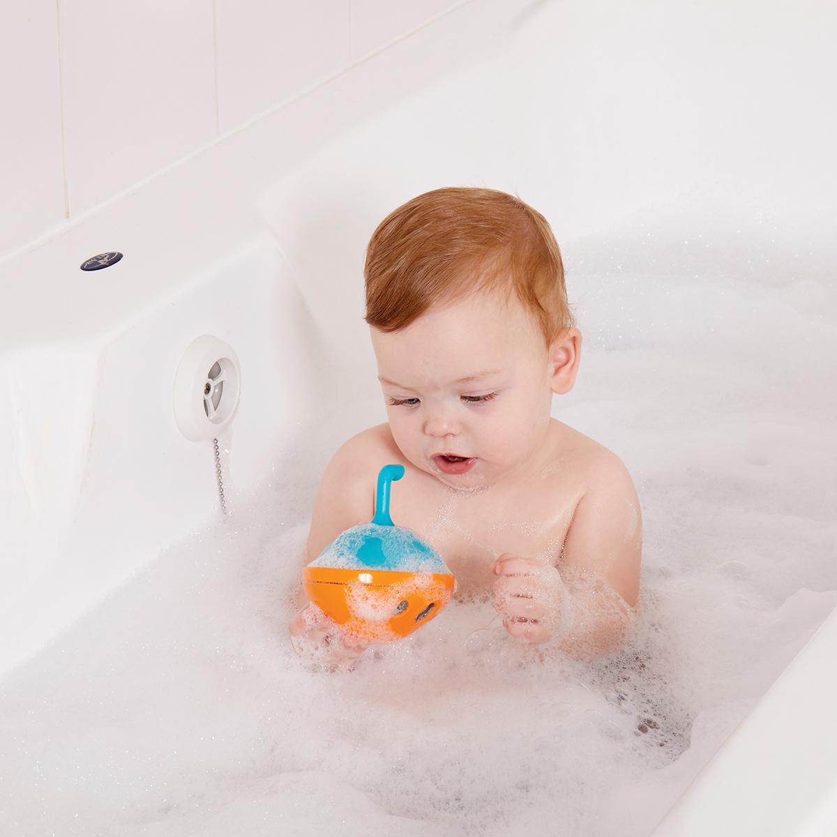 【新商品バストイ】お風呂で体験、水の不思議!