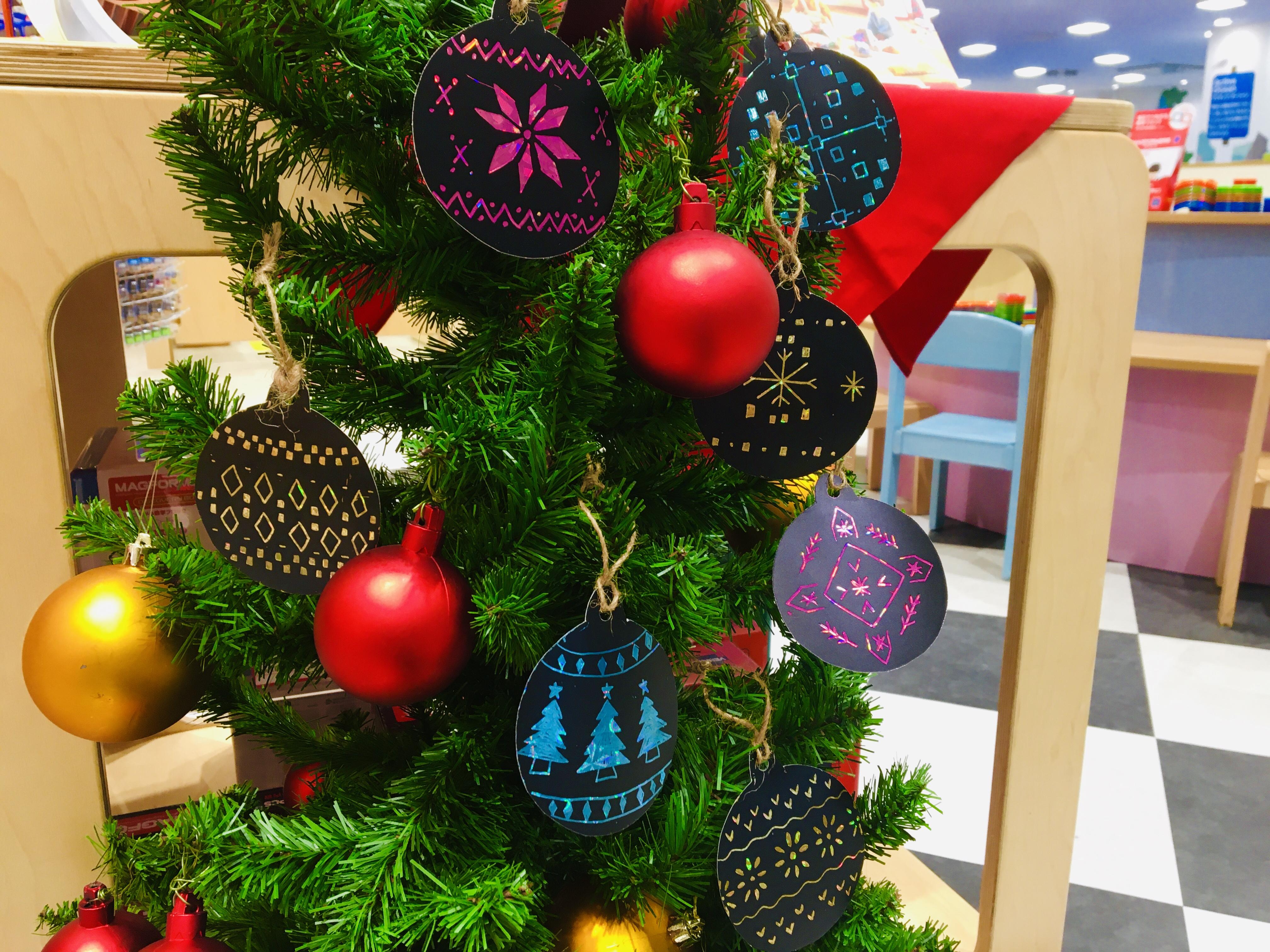 クリスマスの準備をはじめませんか?