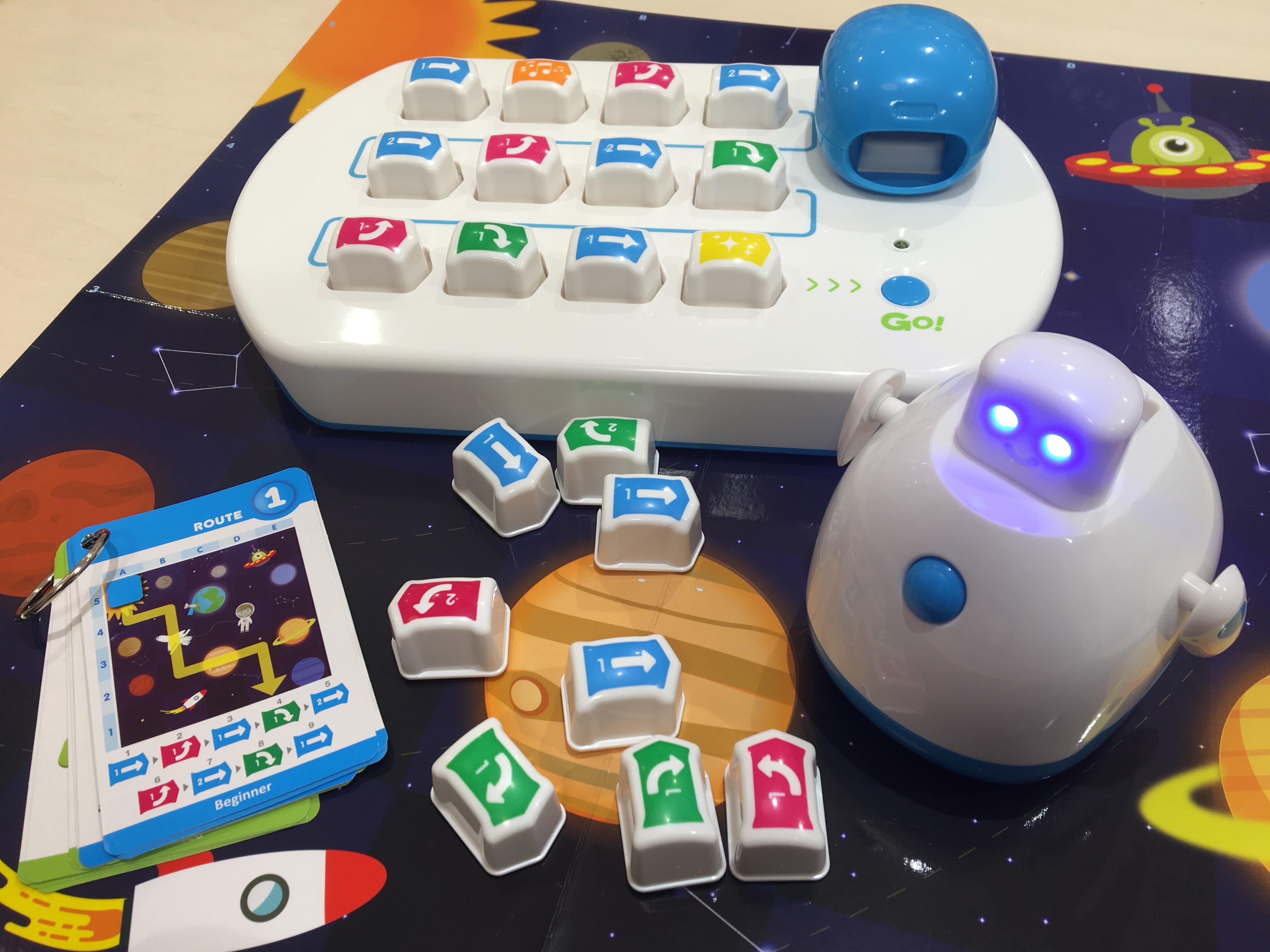 新しいお友だちにロボットはいかがですか?