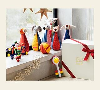 クリスマス特別セット・限定商品のご案内 0歳~2歳頃