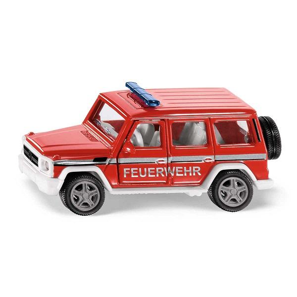 G65消防指令車