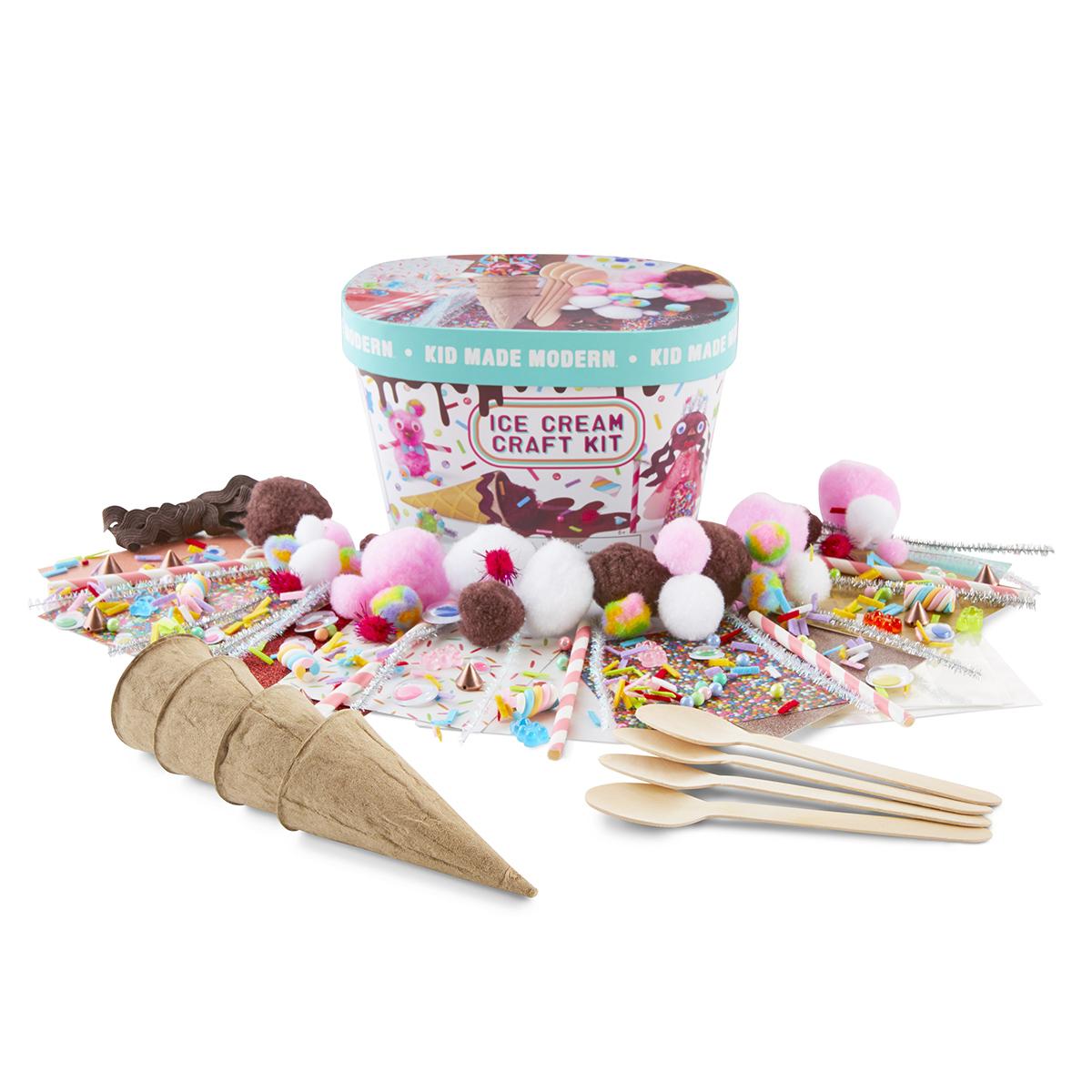 アイスクリーム・クラフト