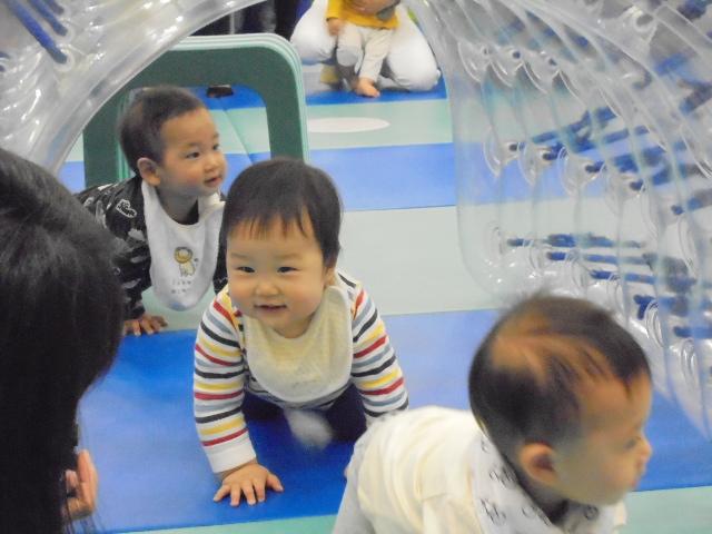 9月26日(火 )開催!赤ちゃんの日★「ハイハイレース!」